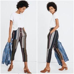 Apiece Apart Striped Flores Pants Size 6